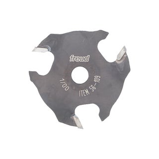 "Freud 5/32"" 3 Slot Cutter"