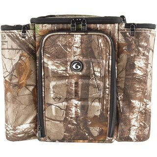 6 Pack Fitness Innovator 500 Meal Management Bag - Realtree Camo