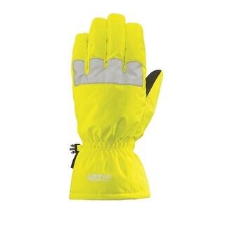 Seirus HWS Mountain Challenger Glove Hi Vis Yellow - Medium 8103.1.5653