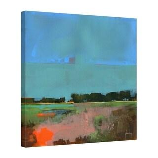 Easy Art Prints Paul Bailey's 'Empty Sky' Premium Canvas Art