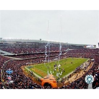 Soldier Field - 2006 NFC Championship Game Sports Photo - 10 x 8