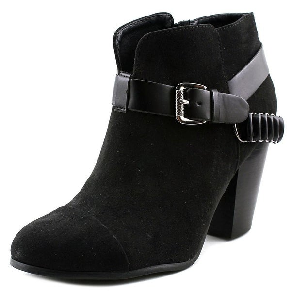 Carlos by Carlos Santana Macomb Women Round Toe Synthetic Ankle Boot