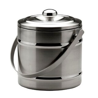 MIU France 3425 Stainless Steel Double Wall Ice Bucket