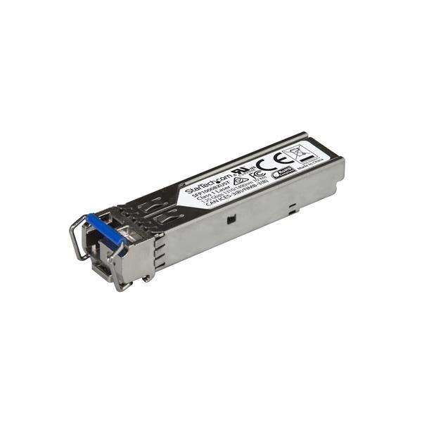 Startech Sfp1000bxust 10Km Gigabit Fiber 1000Base-Bx Sfp Transceiver Mdl Retail