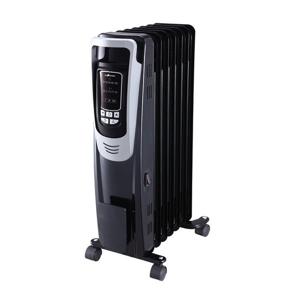 Ecohouzng Digital Oil Filled Heater with Remote - One Size. Opens flyout.