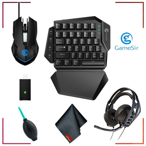 Shop Gamesir Vx Aimswitch Keyboard And Mouse Adapter For Ps4 Xbox One Nintendo Switch Accessories Overstock 28479564