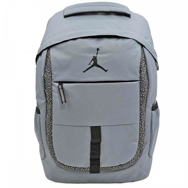 Shop Nike Jordan Logo Jumpman Jet Pack School Laptop Backpack 9A1685 ... 954f9db1d4704