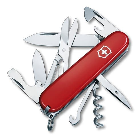 Victorinox Swiss Army Climber Pocket Knife