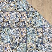 "Havana Nights Double-Sided Cardstock 12""X12""-Mosaic Tile"