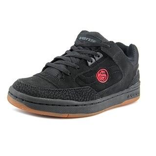 Vans CAB 8 Round Toe Leather Skate Shoe
