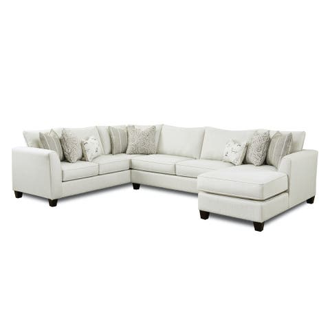 Homecoming Stone Stationary Sectional
