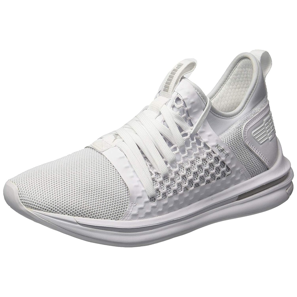 e1655fdf279 Shop Puma Mens Ignite Limitless Sr Netfit Low Top Lace Up Fashion Sneakers  - Free Shipping On Orders Over $45 - Overstock - 22890834