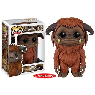 FunKo POP! Movies Labyrinth Ludo 6â Vinyl Figure|https://ak1.ostkcdn.com/images/products/is/images/direct/dfe4ead6e347d33cf8bc0a9b995e6d6c6dc6237f/FunKo-POP%21-Movies-Labyrinth-Ludo-6%C3%A2%E2%82%AC%C2%9D-Vinyl-Figure.jpg?impolicy=medium
