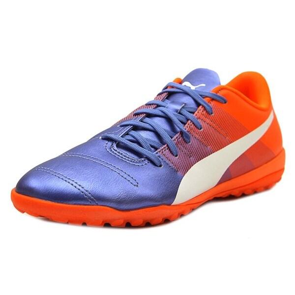 Puma Evo Power 4.3 TT Men Blue-White-Orange Cross Training Shoes