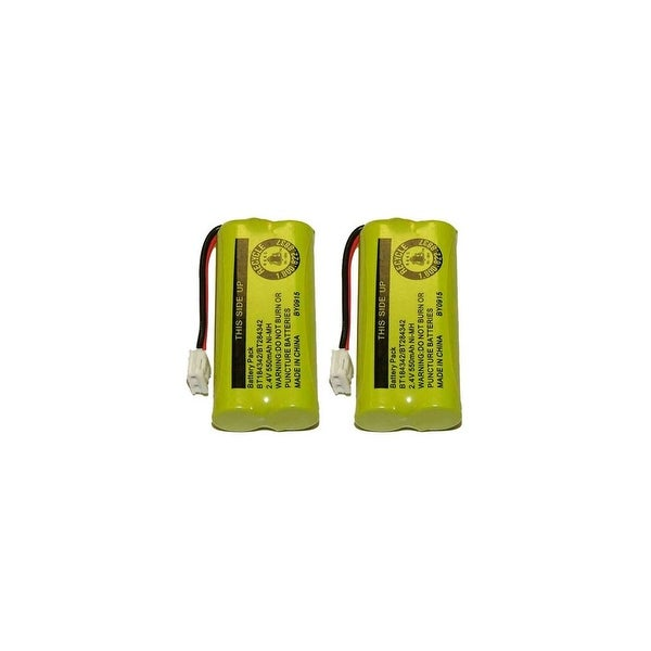Replacement VTech 6010 Battery for 6311 / 6321 Phone Models (2 Pack)