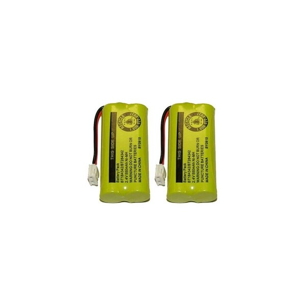 Replacement VTech BT184342 / IP8300 NiMH Cordless Phone Battery (2 Pack)
