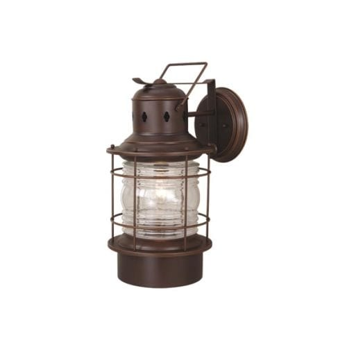 Vaxcel Lighting OW37001 Hyannis 1 Light Outdoor Wall Sconce - 10 Inches Wide