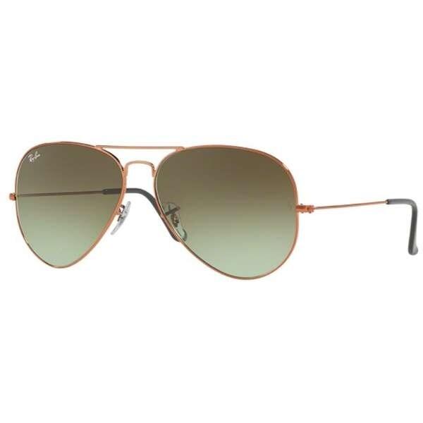 Ray-Ban RB3026 Sunglasses - Brown