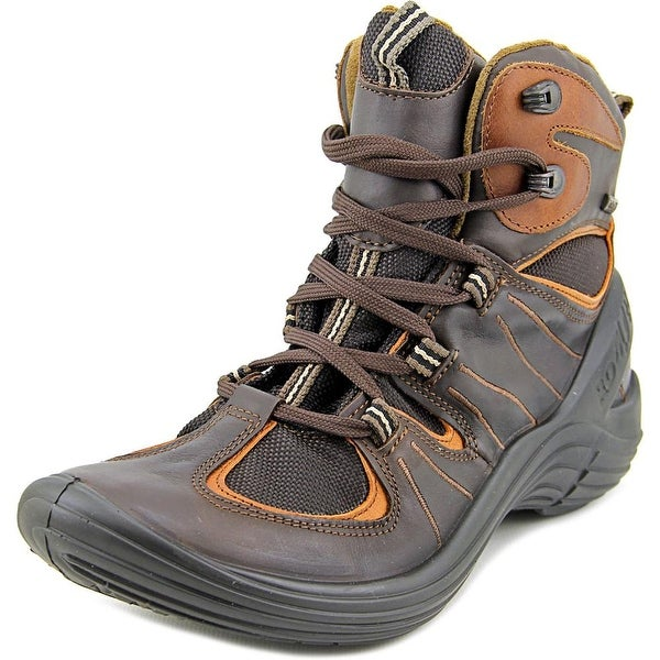 Romika Romotion 101 Round Toe Leather Hiking Boot