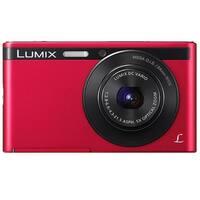 Panasonic Lumix DMC-XS1 Digital Camera (Red)