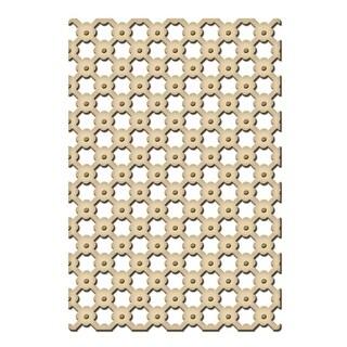Spellbinders Shapeabilities Expandable Pattern Dies-Crisscross