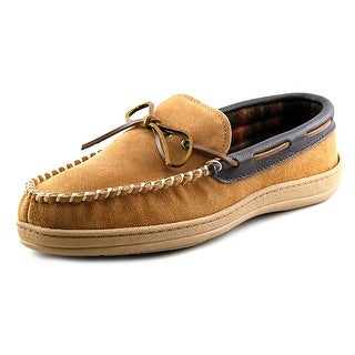 Florsheim Moc Slip on Loafer Round Toe Synthetic Slipper