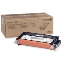 Xerox 106R01392 Xerox Cyan Toner Cartridge - Cyan - Laser - 5900 Page - 1 Each - OEM