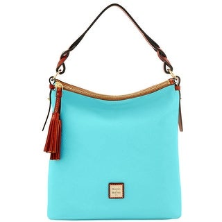 Dooney & Bourke Pebble Grain Small Sloan Bag (Introduced by Dooney & Bourke at $268 in Dec 2016)