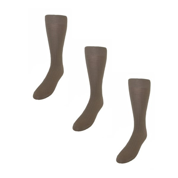 Ecco Men's Merino Wool Dress Socks (Pack of 3)