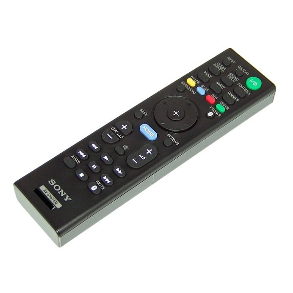OEM NEW Sony Remote Control Originally Shipped With SA-WRT5, SAWRT5