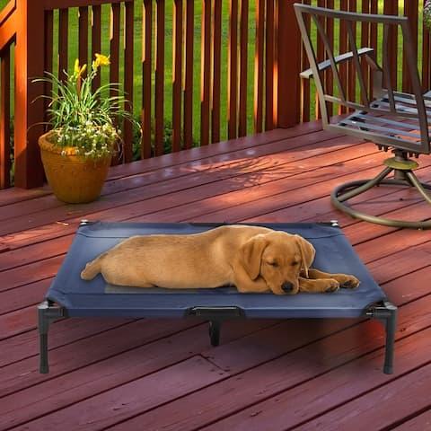 Pet Pal Steel Frame Elevated Dog Bed