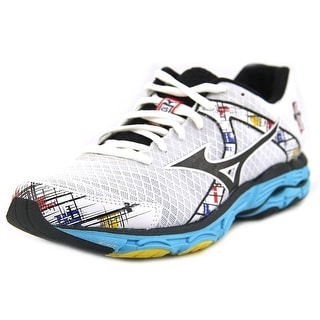 Mizuno Wave Inspire 10 Women  W Round Toe Synthetic White Running Shoe