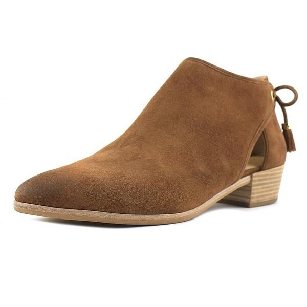 Michael Michael Kors Jennings Bootie Women Dk Caramel Boots
