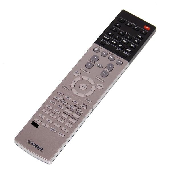 OEM Yamaha Remote Control Originally Shipped With: RXV681, RX-V681, RXV781, RX-V781