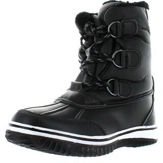 Rubber Duck Women's Eskimo Snow Joggers Brown Boots (Size 9 ...