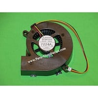 Epson Projector Intake Fan:  PowerLite EX5230, EX6220, EX7220, PowerLite S4