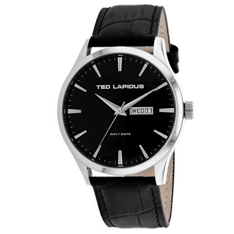 Ted Lapidus Men's Classic Watch - 5124203