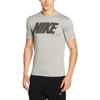 Nike Mens Legend Mesh Nike Block Tee