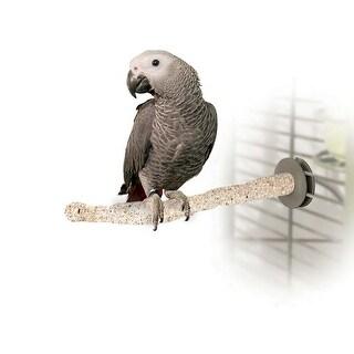 "K&H Pet Products Bird Sand Thermo-Perch Medium Sand 13"" x 1.25"" x 1.25"""