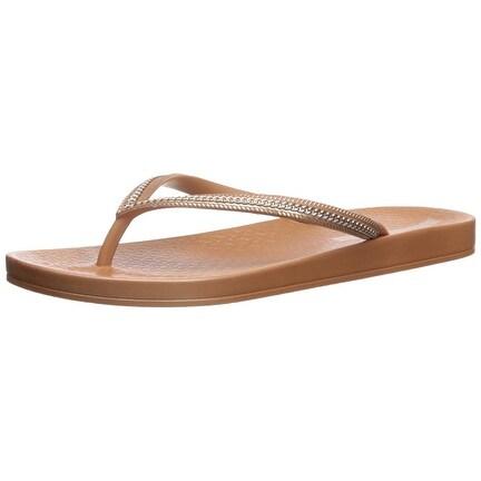 Ipanema Women's Ana Metallic Ii Flip Flop