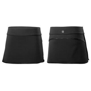 2XU Women's Form Skirt - Black/Black - XL