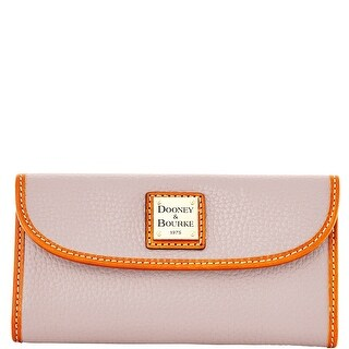 Dooney & Bourke Pebble Grain Continental Clutch (Introduced by Dooney & Bourke at $128 in Apr 2015)