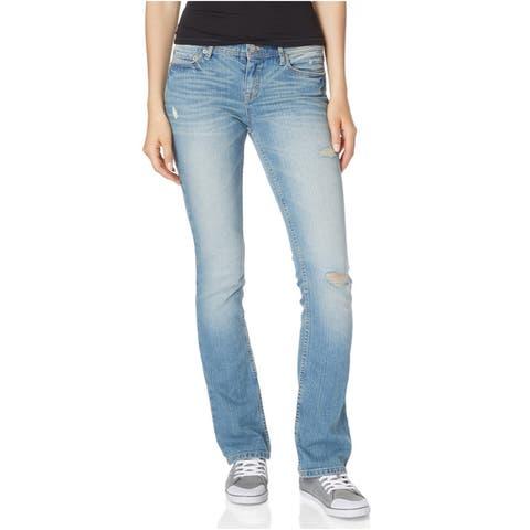 Aeropostale Womens Skinny Flared Jeans