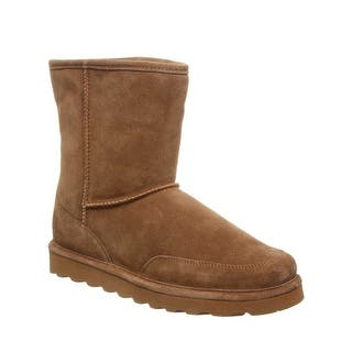 1dc7fd01b92f Bearpaw Men s Rueben Ankle Boot Hickory II Suede · Quick View