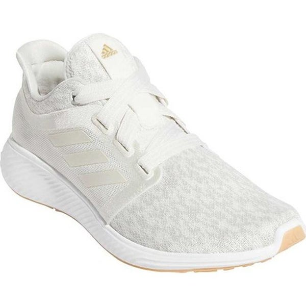 Shop adidas Women's Edge Lux 3 Lace Up Running Shoe Raw