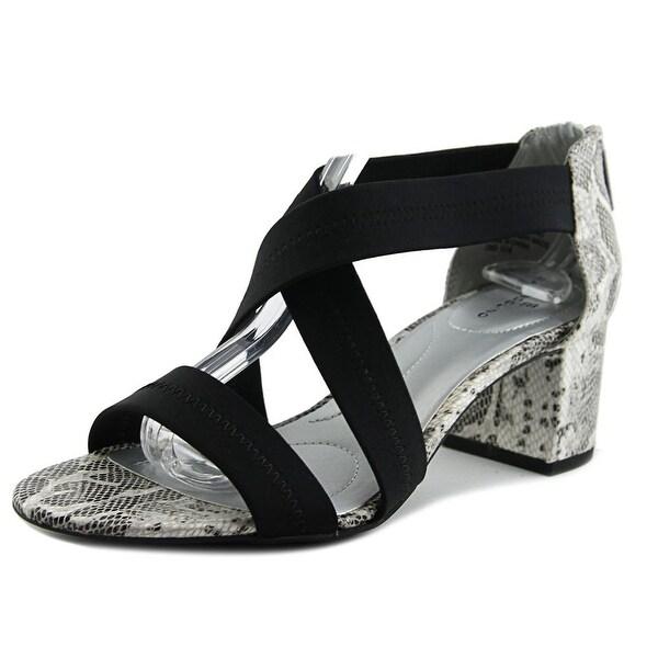 Bandolino Sholto Blk/Bkw Sandals