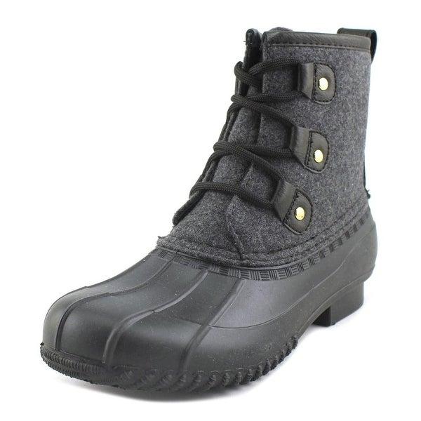 Tommy Hilfiger Reanna 4 Dark Gray Snow Boots
