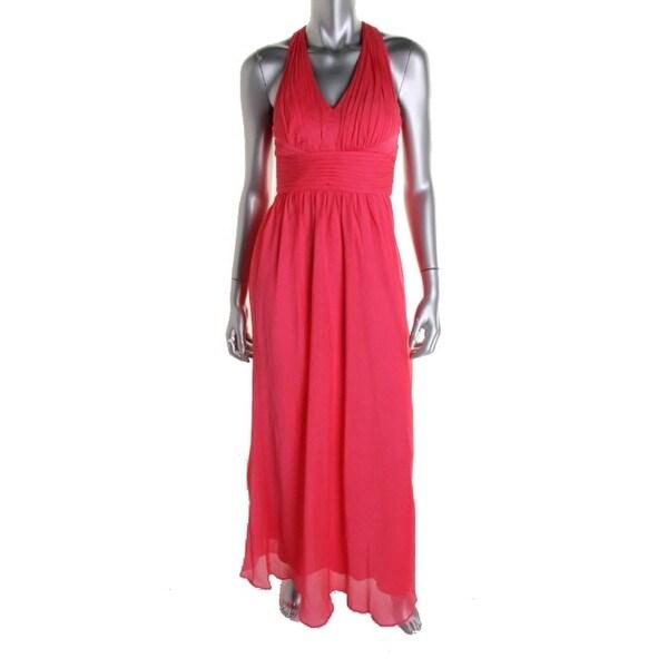 Shop Aqua Womens Semi-Formal Dress Chiffon Prom - 6 - Free Shipping ... 63dc12a4cc
