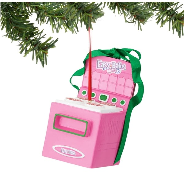 "Department 56 Hasbro ""Easy Bake Oven"" Christmas Ornament #4045114"