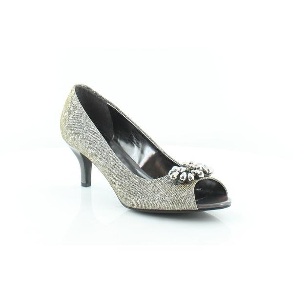 Karen Scott Maralyn Women's Heels Dk Gold